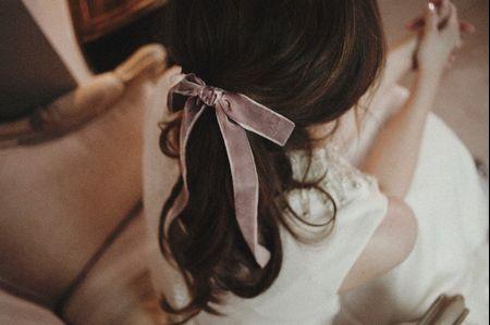 Peinados informales para novias: 20 ideas irresistibles