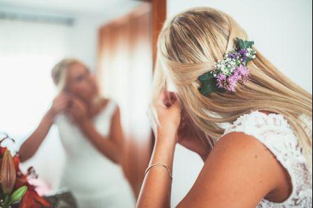 17 semirrecogidos para novias chic