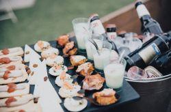 10 ideas originales para el menú de vuestra boda