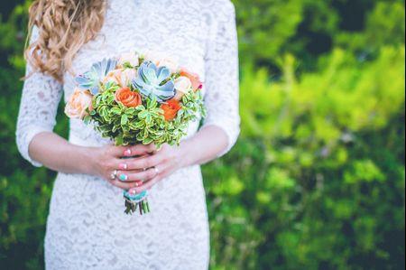 70 ramos de novia originales ¡para todos los estilos!
