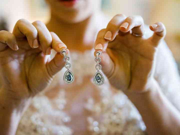 Joyas de color azul: ¡que no falten en tu boda!