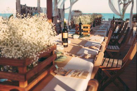 10 fantásticos centros de mesa DIY: encuentra tu favorito