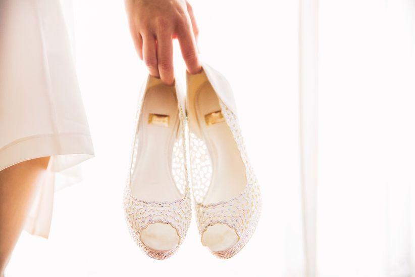 zapatos de novia: todo lo que quieres saber