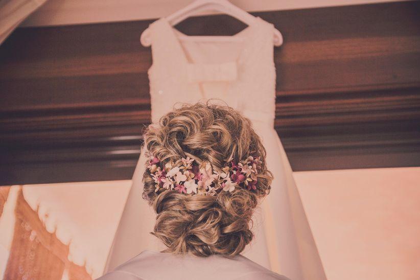 es as no se puede discutir en todos los enlaces habidos y por haber los vestidos de novia son los absolutos de los looks