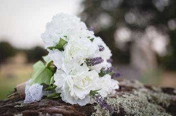 Ramos de novia sencillos: 100 propuestas con encanto