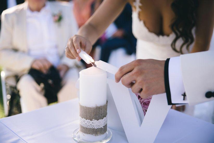 Matrimonio Simbolico Chile : En qué consiste la ceremonia de la luz?
