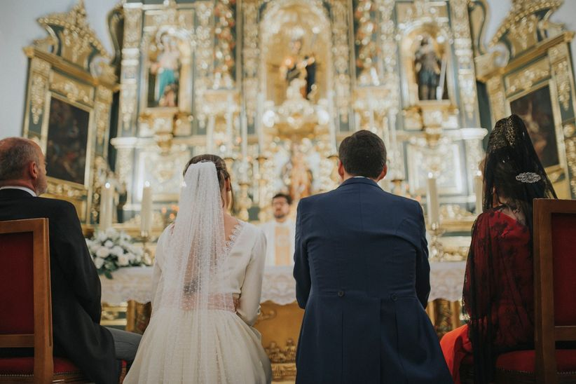Matrimonio Catolico Requisitos : Partida de matrimonio catolico iglesia mar abierto