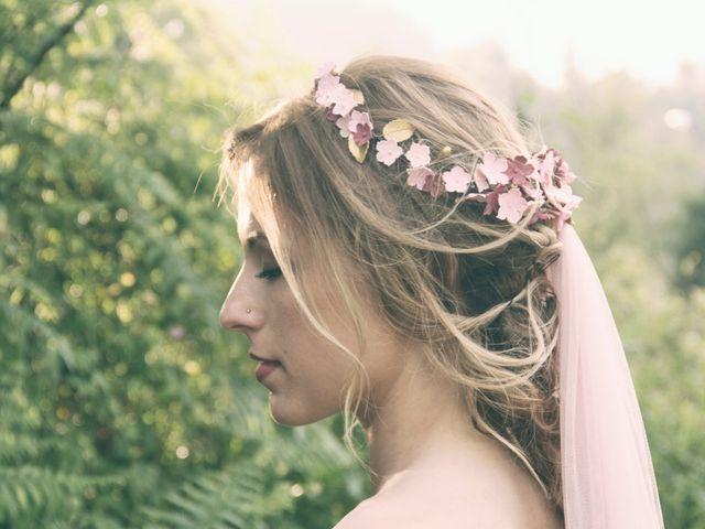 Elige tu peinado de novia según tu tipo de cabello