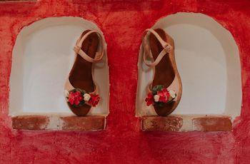 Zapatos de novia baratos: ¡todo lo que debes saber!