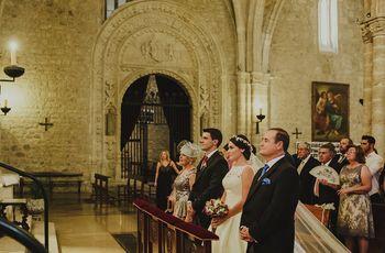 Lecturas románticas para la ceremonia religiosa