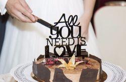 Música para tu boda: 50 canciones para el corte de la tarta