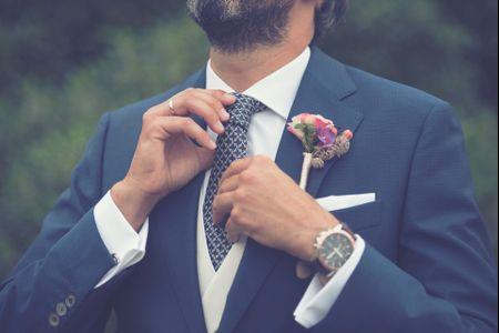 Test: 5 estilos para el novio ¿cuál es el tuyo?