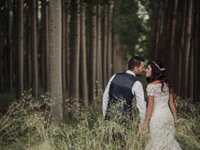 Casarse en la montaña. ¡Una boda ecochic!