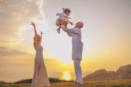 ¿Tienes hijos? Organiza una preciosa boda familiar