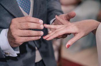 Todo el papeleo que necesitas para casarte