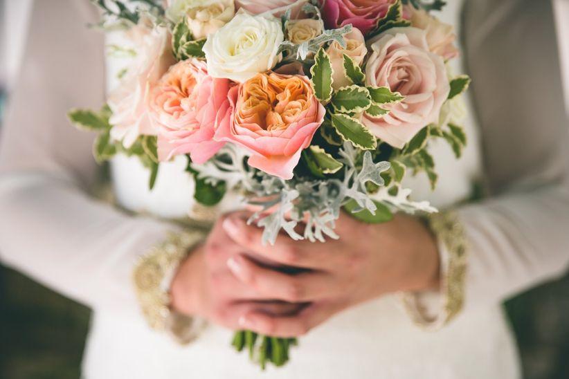 d565cc811 Ramos de novia  los 50 más bonitos de nuestras bodas