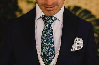 Complementos para el novio: 30 corbatas y pajaritas