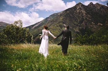 Una boda ecológica: 7 gestos que demuestran tu amor por la naturaleza