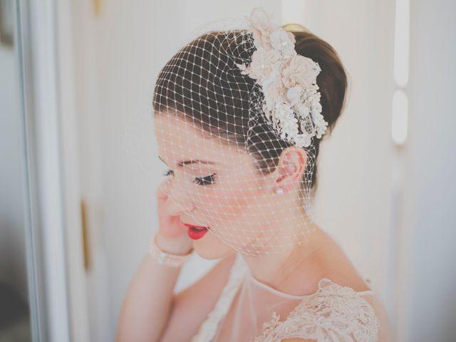 Complementos de novia: cómo lucir el tocado