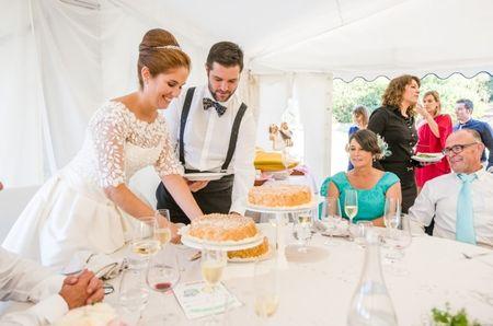 7 consejos para no morir de hambre el d�a de tu boda