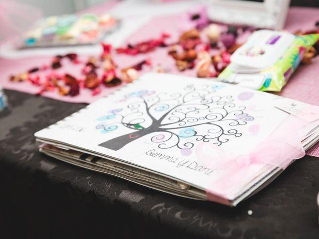 8 razones para poner un árbol de huellas en la boda