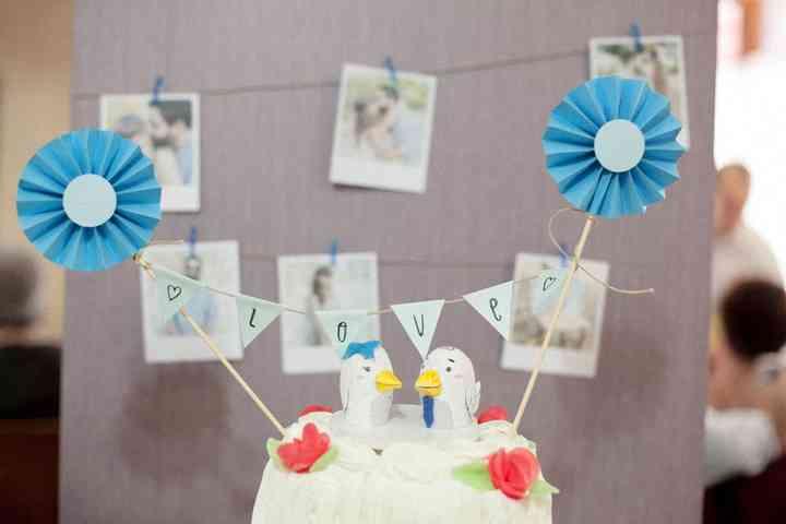 Reflejos de boda