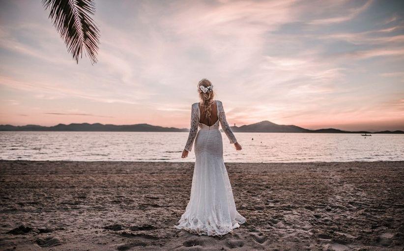 deab64ace 6 cosas que no debes hacer si ya has comprado tu vestido de novia