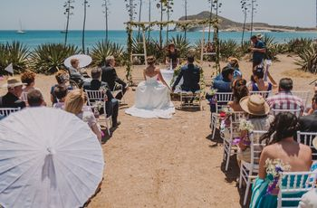 10 espacios para la ceremonia de boda que te van a enamorar