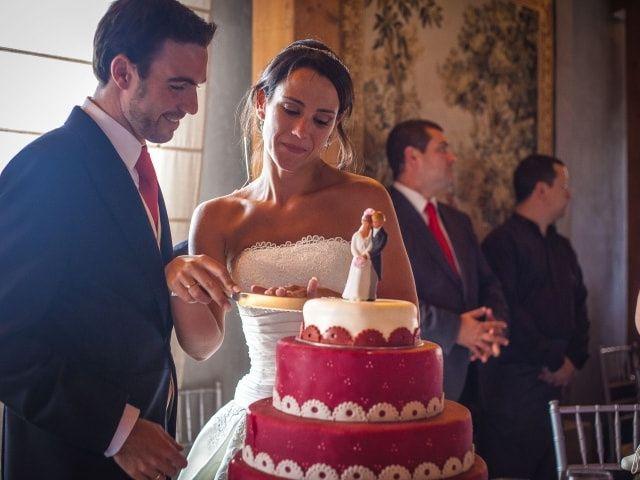 Tendencias en tartas de bodas 2015