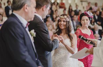 ¿Ya habéis pensado en vuestros votos matrimoniales?