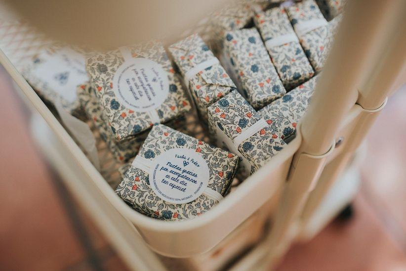 Obsequios gourmet para vuestros invitados for Obsequios boda
