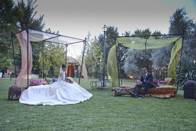 8 ideas para montar un espacio chill out en la boda - Espacios chill out ...