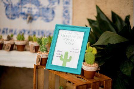 5 ideas para decorar tu boda con cactus