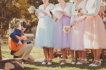Los colores y su significado en tu boda