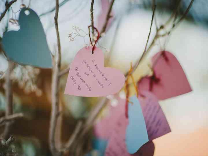 5 ideas sencillas que no pueden faltar en vuestra boda