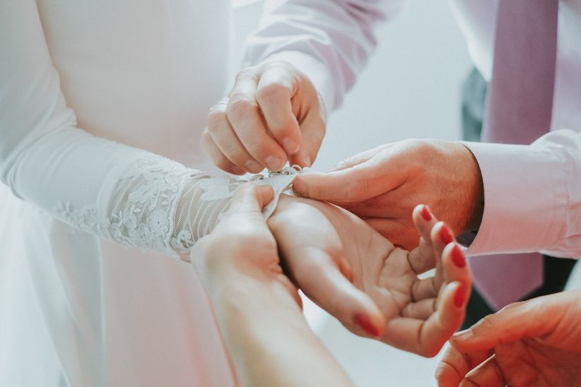 5 tips para las pruebas del vestido de novia
