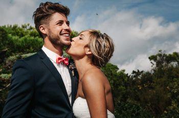 La boda de Saray y Juan Manuel: el amor y la pasión no entienden de edades