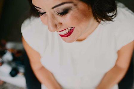 ¿Labios rojos?... ¡Sí, quiero! Los 5 secretos para brillar en tu boda