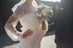 """5 cosas que te indican que """"ese"""" es tu vestido de boda"""