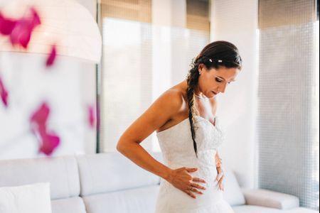 ¿Me quedará bien un peinado lateral en mi boda?