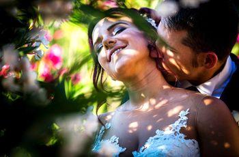 ¿Cómo lucir un escote 10 en tu boda?