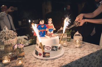 Groom's cake: ¡la última gran tendencia en tartas de boda!
