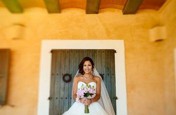 Elige tus joyas de novia según el escote de tu vestido