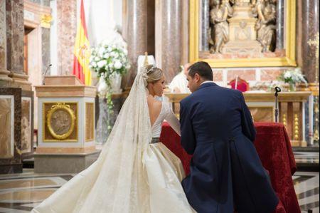 Los textos bíblicos más románticos para casarte por la iglesia