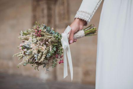 ¿Qué harás con tu ramo de novia después de la boda?