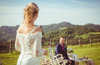 Las mejores ideas para sorprender a tu novio el día de la boda