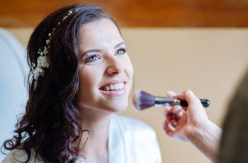 Los mejores beauty tips para novias morenas