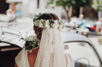 Test: ¿qué tipo de velo va más con el estilo de novia que eres?