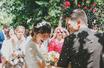 11 trucos para organizar vuestra boda (y que todo salga perfecto)
