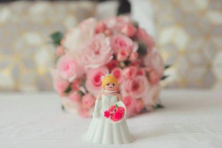 El rosa más solidario para vestir tu boda